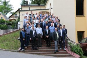 Foto von der 92. Synode