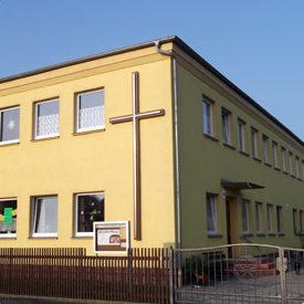 Johannesgemeinde Nerchau, Pfarramt