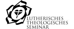 Lutherisches theologisches Seminar Logo