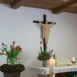 Paulusgemeinde, Altar
