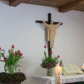 Paulusgemeinde, Foto eines Altars